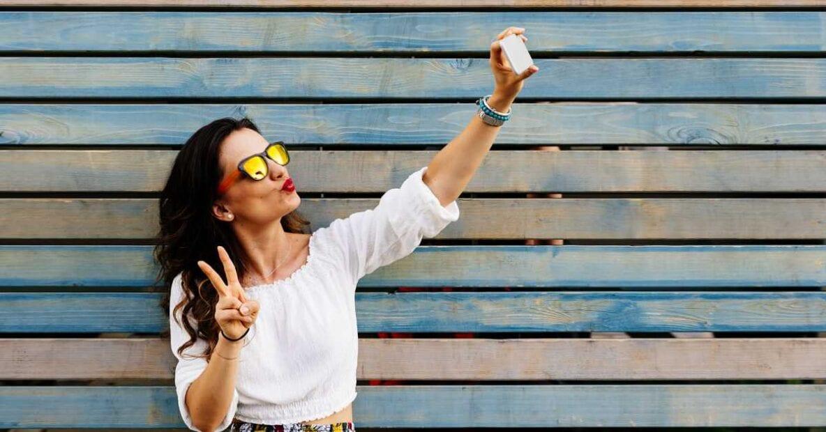 rinoplastie selfie